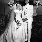 Bild eines Hochzeitspaars