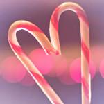 Bild eines Candy-Herzens