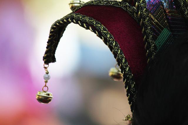 Narren-Mütze